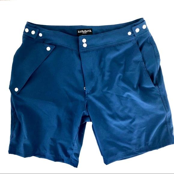 Aquanautia Swim | Aquanautia Swim Shorts With Waterproof Pockets | Poshmark